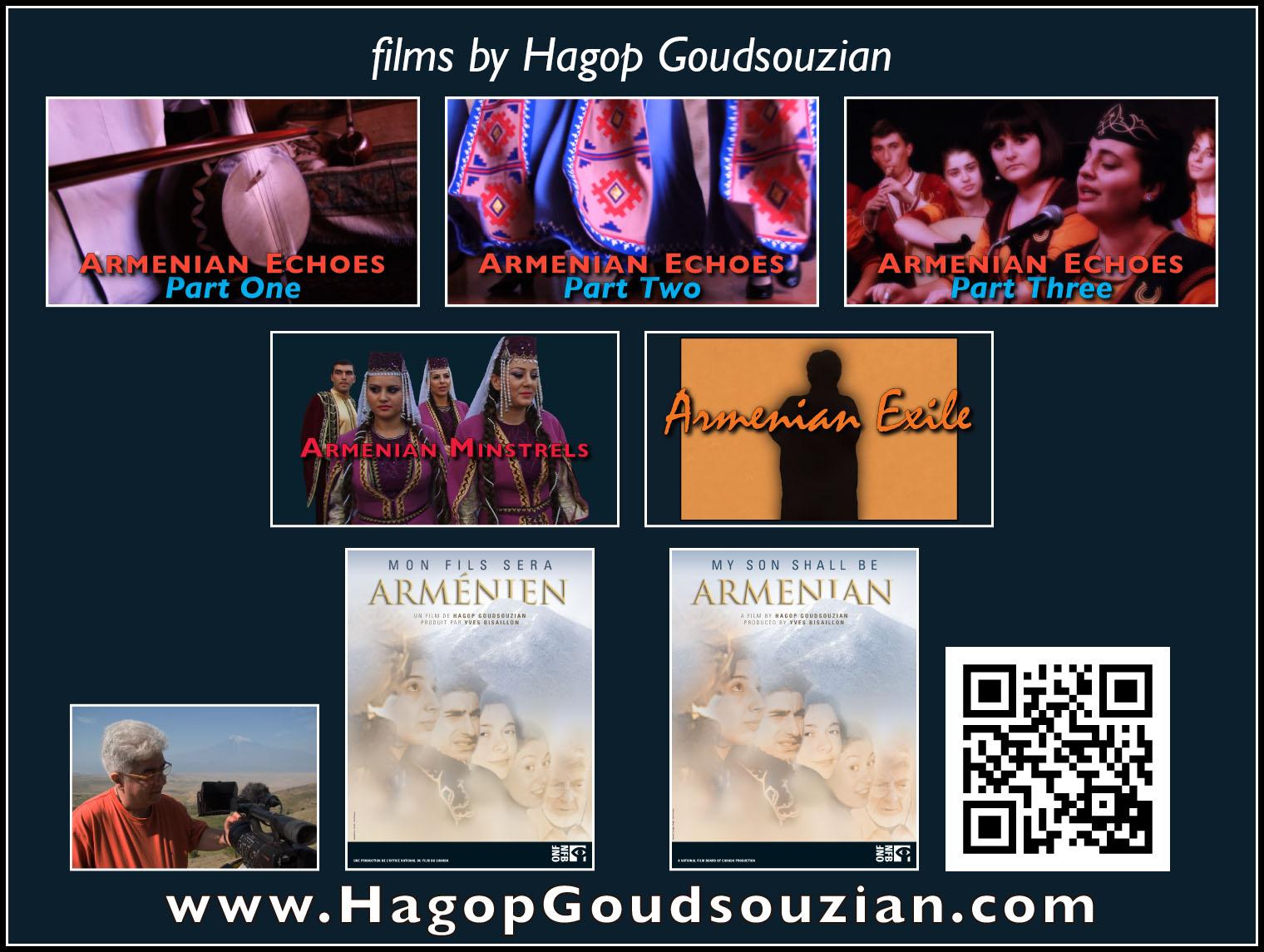 films by Hagop Goudsouzian